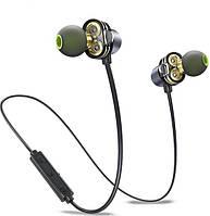 Бездротові Bluetooth-навушники Awei X650BL (Чорний)