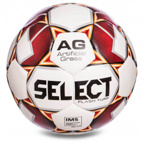 Мяч футбольный №5 SELECT FLASH TURF IMS