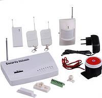 GSM сигнализация для дома с датчиком движения Alarm JYX-G200, фото 1