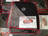 Авточехлы Favorite на Nissan Primera (P-12)2002-2007 года седан,Ниссан Примера (Р-12), фото 2