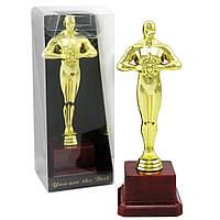 Статуэтка 57041 Оскар подарочный 19см