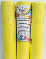 Салфетки Softex Home гладкие 30*40, 50 шт.