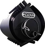 Печь-булерьян KOZAK 05 - 1200 м³+кожух