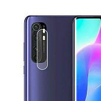 Защитное стекло на камеру для Xiaomi Mi Note 10 lite
