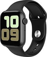 Умные часы IWO 11 с беспроводной зарядкой (Черный)
