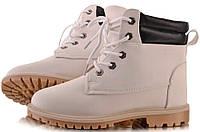 Ботинки женские Ботинки зимние