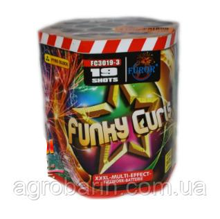 Салютна установка Funky Curls FC3019-3
