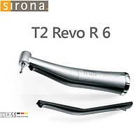 Наконечник угловой микромоторный, понижающий 6:1, с/без световода T2 Revo R 6 ISL IS ES (Sirona)