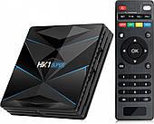 Медіаплеєр приставка Android TV Box HK1 SUPER 3GB/32GB