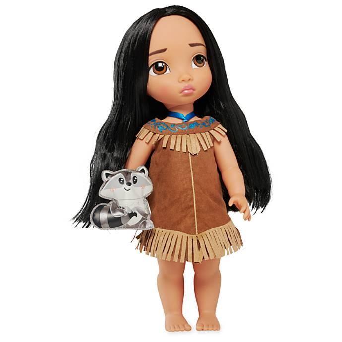 Кукла Дисней Покахонтас из коллекции Аниматоры 40 см