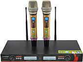 Радіосистема Shure DM UGX10 II, база, 2 мікрофона (5075)