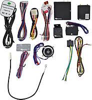 Автосигнализация Car Alarm KD3600 с GSM, GPS трекингом и автозапуском двигателя и APP (5615)