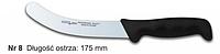 Нож № 8 для убоя 175мм