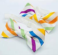 Краватка - метелик для хлопчика Метелик карнавальний чоловічий Метелик кольоровий