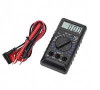 Мультиметр тестер цифровой мини DT 181