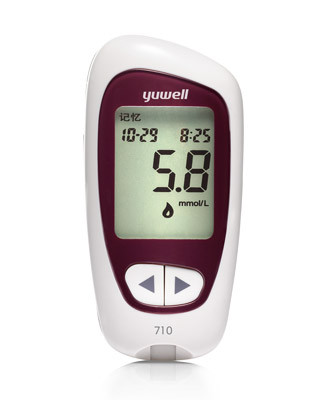 Глюкометр Accusure 710 Yuwell