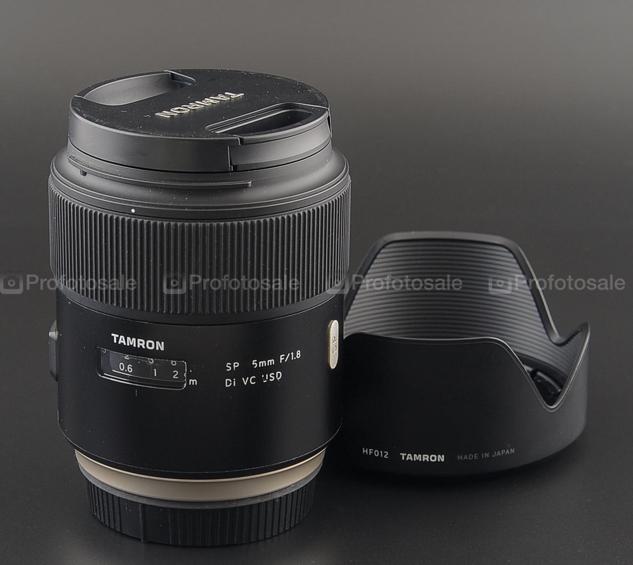 Tamron SP 45mm f/1.8Di VC USD (Canon)