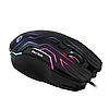 Мышь проводная игровая MEETION Backlit Gaming Mouse RGB MT-GM22, черная, фото 2