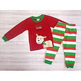 Пижама детская новогодняя Рост: 90-120 см, фото 2
