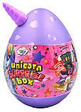 Ігровий набір Unicorn Surprise Box (Яйце єдинорога) 5+ (Danko Toys), фото 3