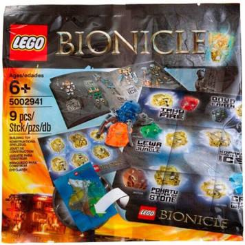 Lego Bionicle Набор Аксессуаров Бионикл