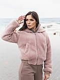 Двусторонняя женская куртка-бомбер, фото 10