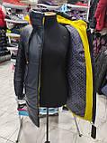 """Подовжена зимова куртка """"Бонні"""", фото 6"""