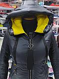 """Подовжена зимова куртка """"Бонні"""", фото 9"""