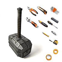 Набор инструментов в виде Молота Тора (кейс) ABC - лучший подарок мужчине, фото 3