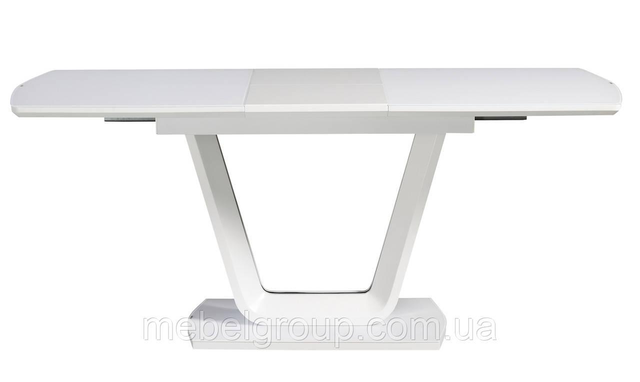 Стол Asti белый 140-180*80