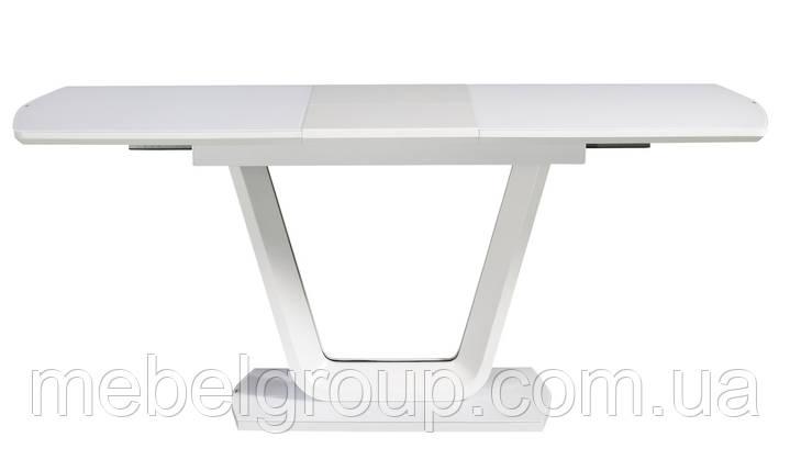 Стіл Asti білий 140-180*80, фото 2