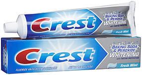 Отбеливающая зубная паста Crest Baking Soda & Peroxide Whitening