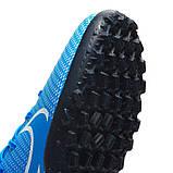 Детские сороконожки Nike Mercurial Superfly Club AT8156-414, фото 4