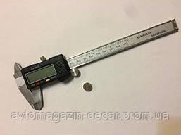 Штангенциркуль 150мм, +/- 0.05мм/м  Digital Led-дисплей (металл)