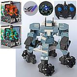Трюковый робот с оружием drift machine R 50, фото 2