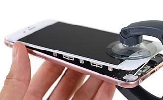 Заміна дисплейного модуля (екран з сенсором) LCD