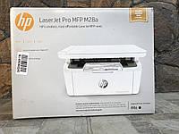 МФУ для дома и офиса HP LaserJet Pro M28a (черно-белый, лазерная печать, 18 стр/мин)   Гарантия 12 мес