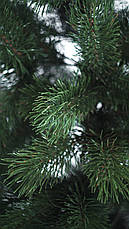 Елка искуственная Литая Сосна 1.8м (180см) Штучна ялинка Ялынка штучка Елка зелена, фото 3