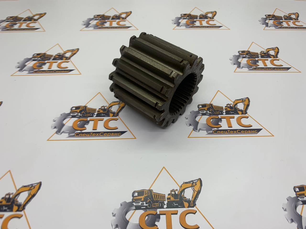 Шестерня полуоси внутренняя тормозных дисков на JCB 3CX, 4CX : 450/10215