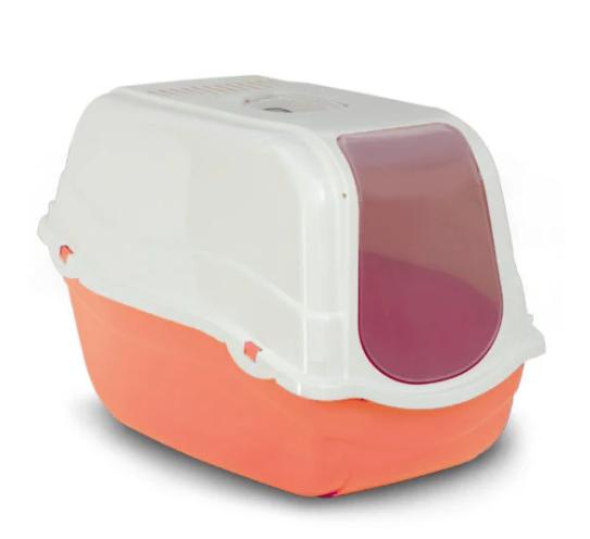 Туалет- бокс для кошек ROMEO MELONE с фильтром 57*39*41 см