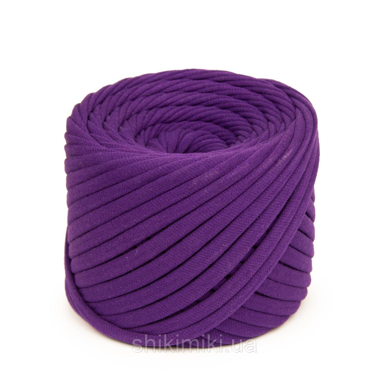 Трикотажная пряжа Bobilon (50 м), цвет Фиолетовый