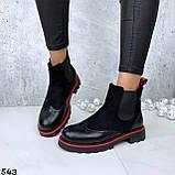 Ботинки женские зимние 543, фото 5
