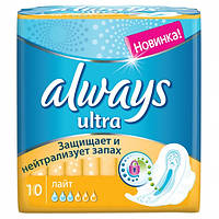 "Прокладки ""Always"" Ultra Light 3к 50шт/-240/12"