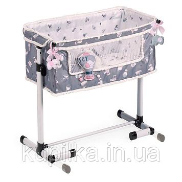 Детская кровать манеж для куклы 51235