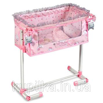 Детская кровать манеж для куклы 51234