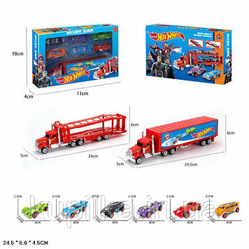 Игровой набор Hot Wheels 8644