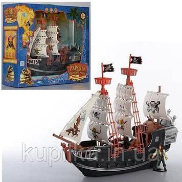 """Набор игрушечный корабль """"Пираты Черного моря"""" Limo Toy M 0516 U/R"""