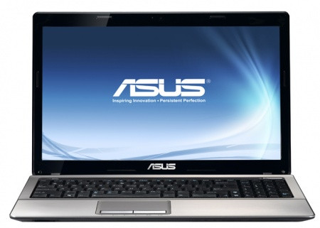 Ноутбук ASUS A53S-Intel Core i5-2450M-2.5GHz-4Gb-DDR3-320Gb-HDD-W15.6-Web-DVD-R-AMD Radeon HD 7610M-(С)- Б/В
