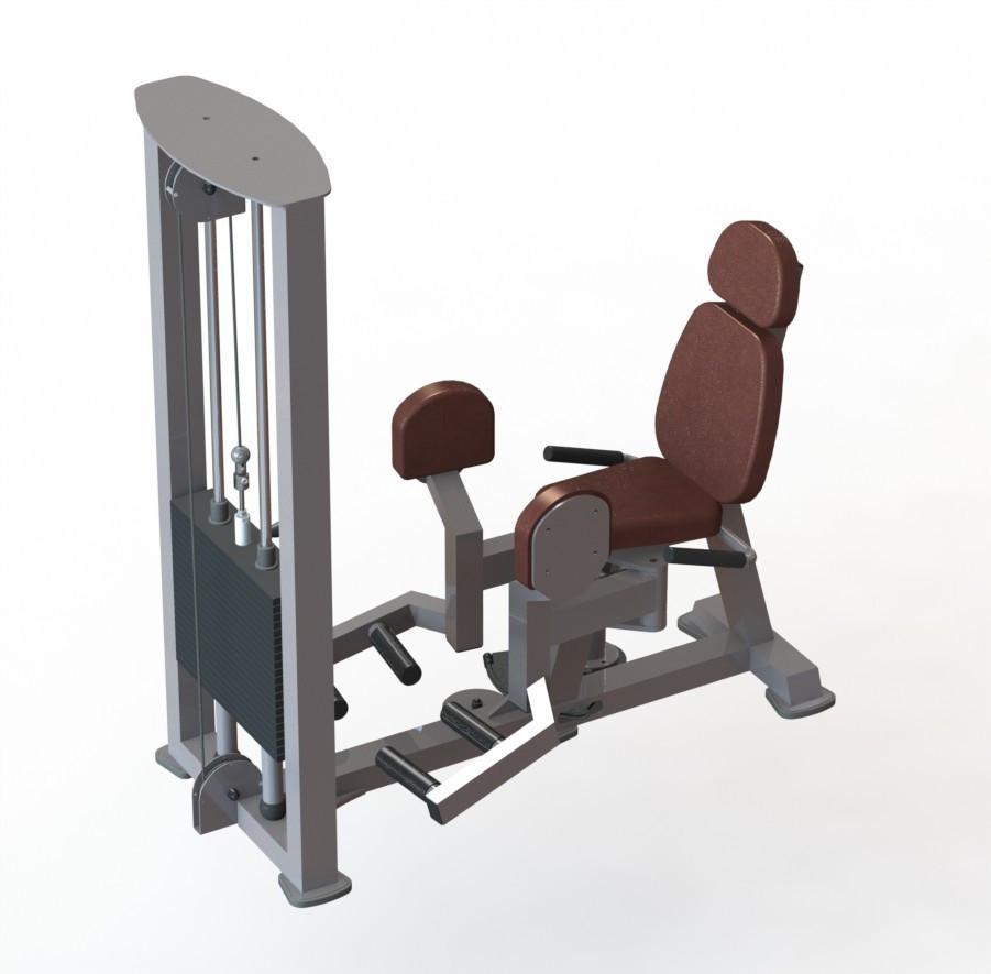 Тренажер для отводящих мышц бедра (разведение ног)