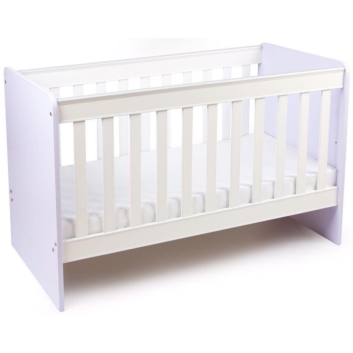 Детская кроватка Ommi Color Лавандовая